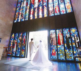ハワイ オアフ島 セント・アンドリュース大聖堂