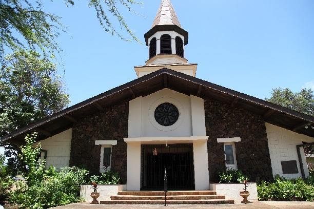 ハワイ リリオカラニ教会