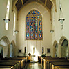 ハワイ オアフ島 セント・アンドリュース中聖堂(パーク・チャペル)
