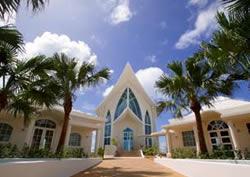 クリスタルチャペル・風の教会