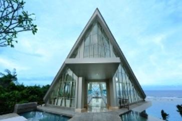 バリ島 ホワイトパールチャペル