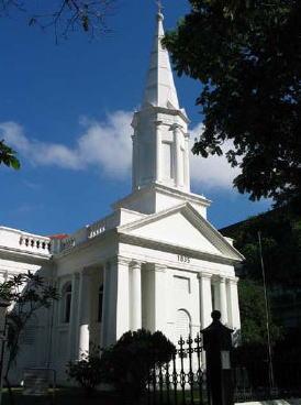 シンガポール アルメニア教会