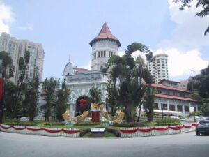 グッドウッドパークホテル シンガポール