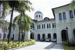 アートミュージアム・ウエディング  シンガポール