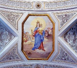 マリア・ルイーザ・チャペル イタリア フィレンツェ