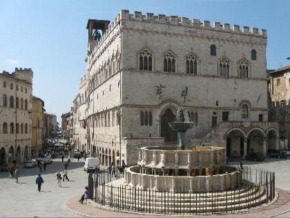 イタリア プリオーリ宮殿