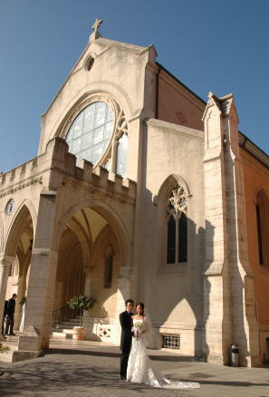 セント・ジェームス教会イタリア ローマ