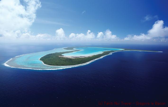 ツパイ島 オープン ハート・ウエディング