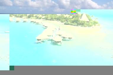 ボラボラ島 ソフィテル・ボラボラ