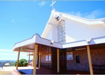 タヒチ 聖トリニテ(ピラエ)教会