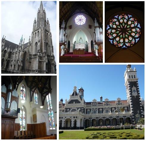 NZL オタゴファースト教会