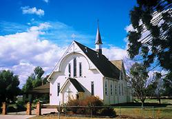 ゴールドコースト セントディビッツ・アングリカン教会