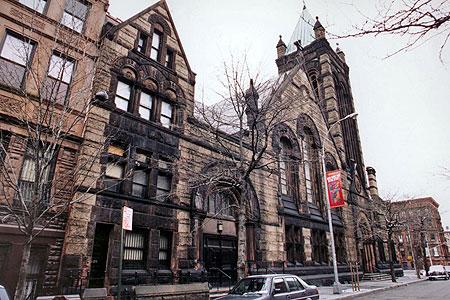 セント・マーティン教会 アメリカ ニューヨーク