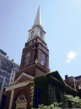 ユニタリアン教会 大聖堂 アメリカ ニューヨーク