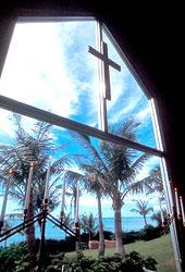 ムーンビーチ・シレーナ教会
