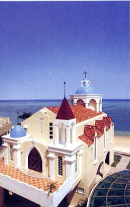 リザン・ル・アンジュマリー教会
