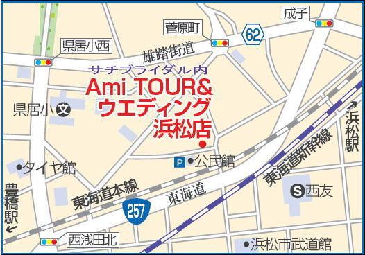静岡 浜松店 MAP